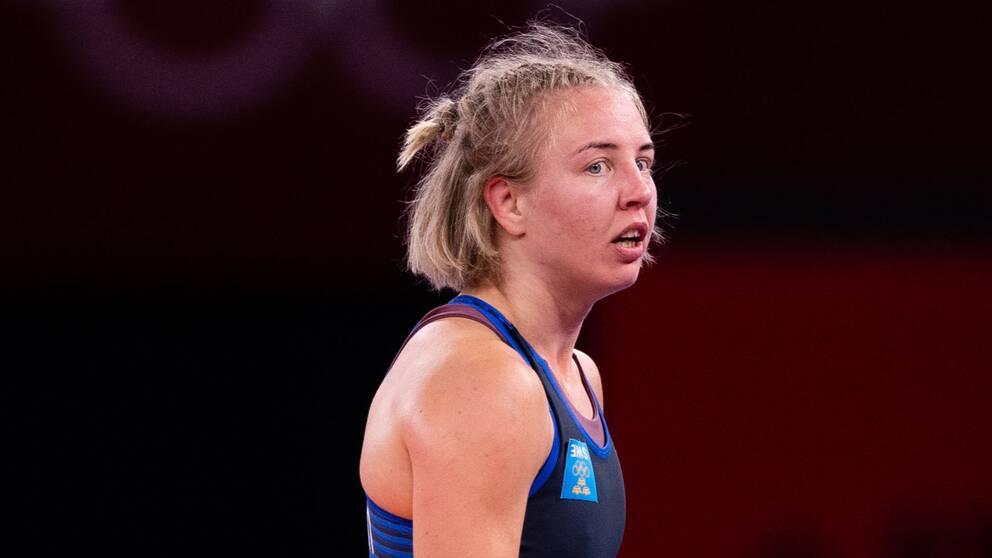 Henna Johansson får förlorade sitt återkval.