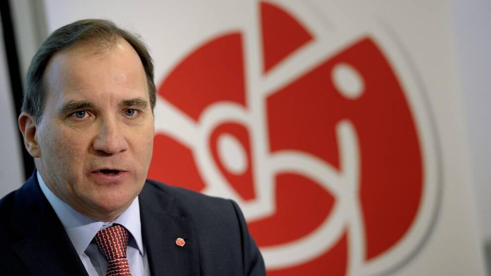 Stefan Löfven. Foto: Scanpix