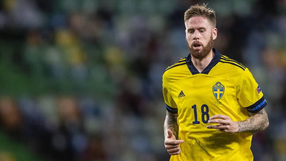 Pontus Jansson slutar i landslaget.