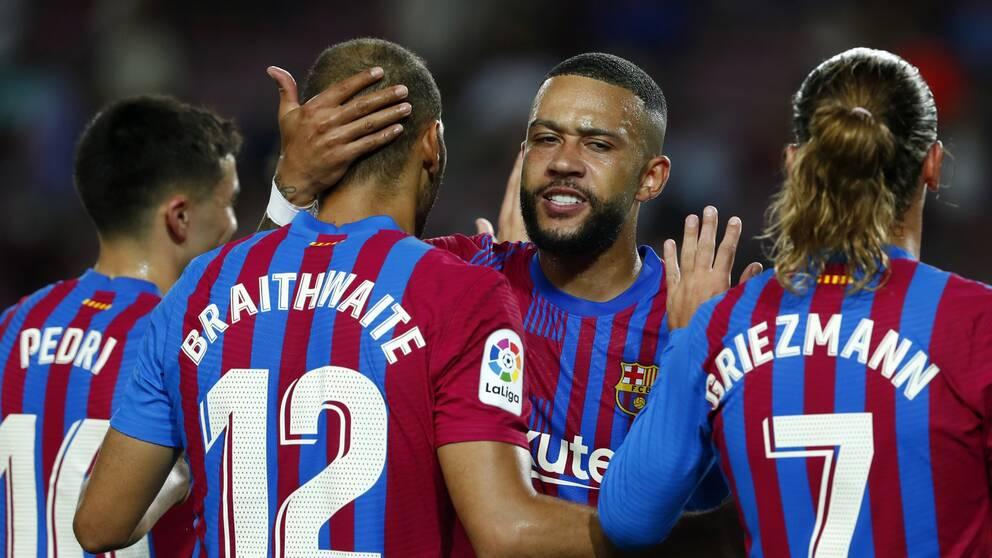 Barcelona premiärvann i La Liga.