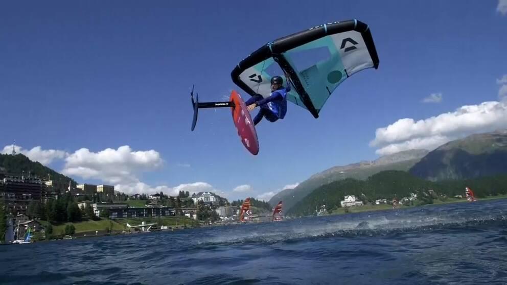 Första EM-tävlingarna avgjordes i Schweiz