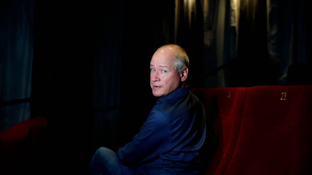 Robert Gustavsson spelar Stig Engdahl i Den osannolika mördaren