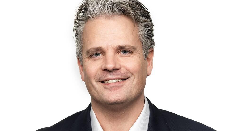 SEB:s chefsstrateg Johan Javeus.