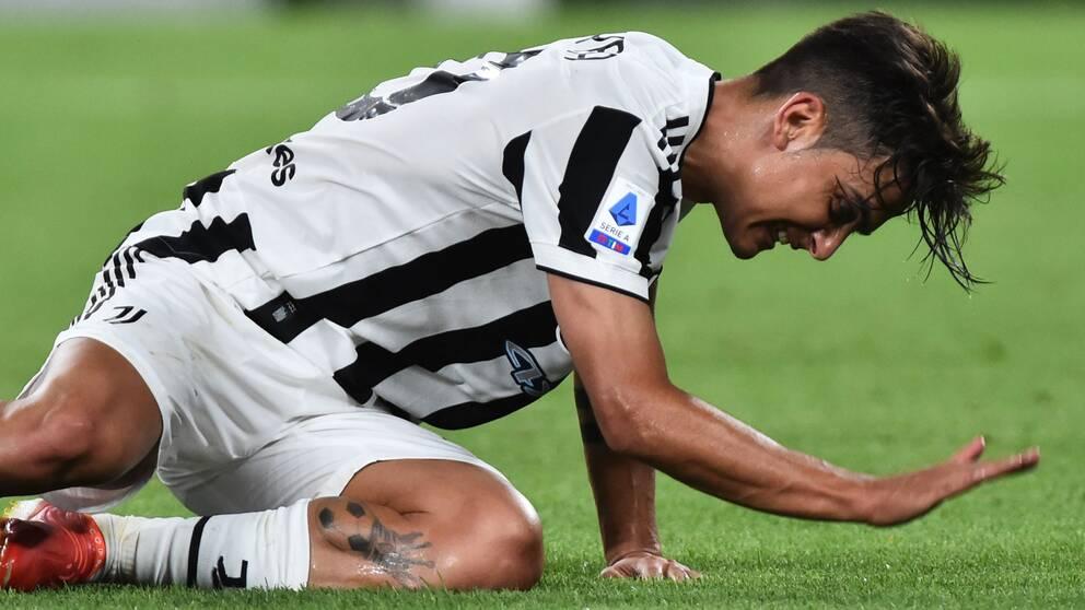 Paulo Dybalas Juventus föll mot nykomlingen Empoli.
