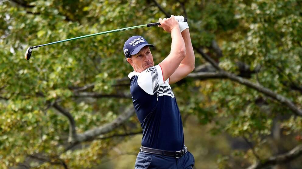 Henrik Stenson är ett av alla golfproffs i Sverige.