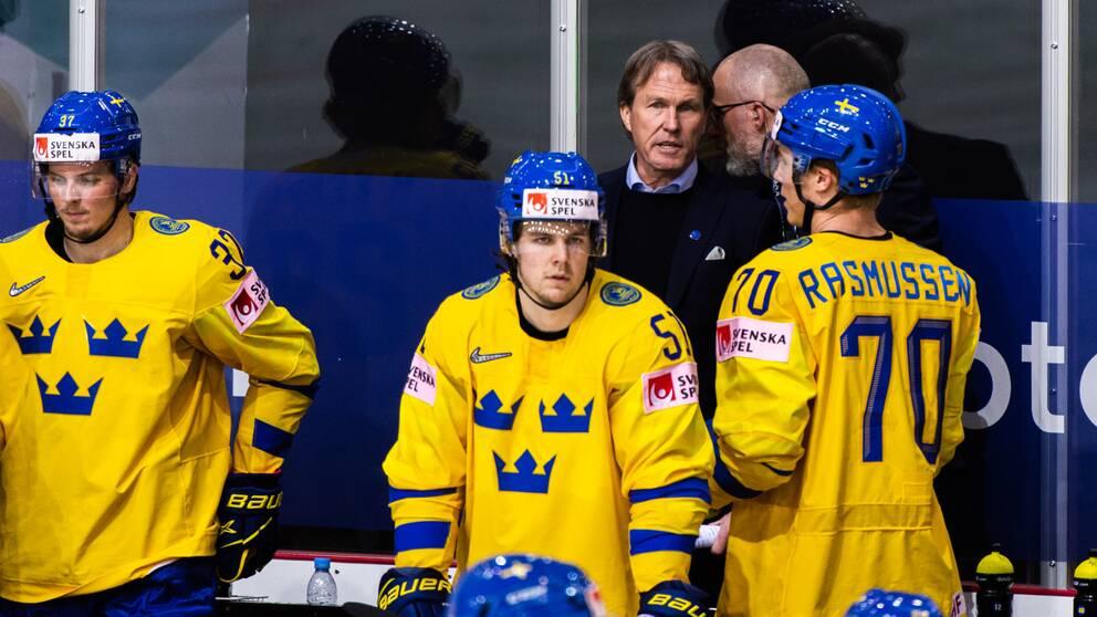 Sverige åkte ur VM redan i gruppspelet.