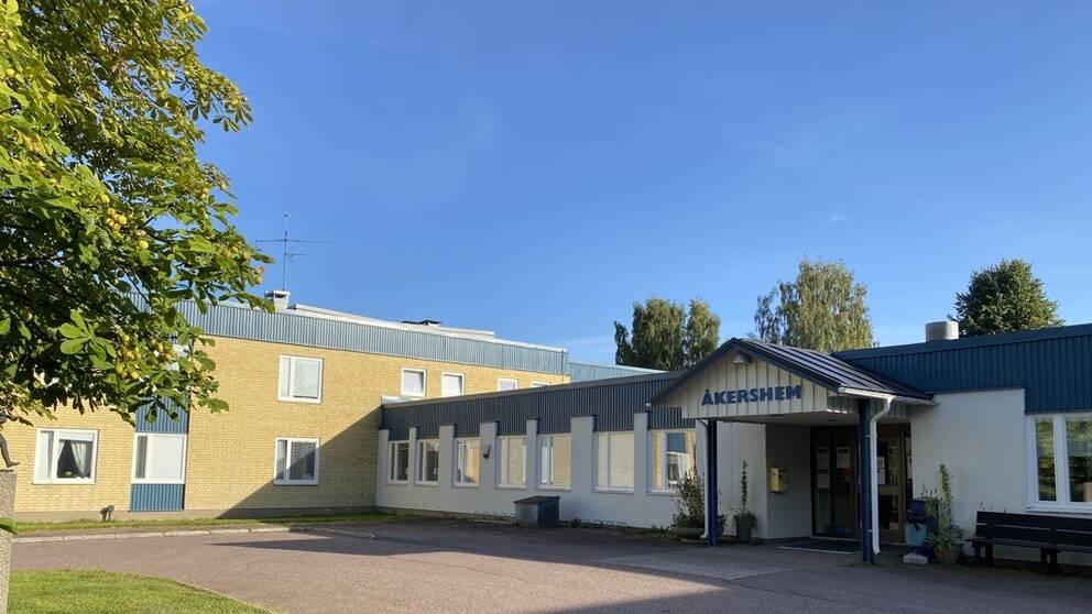 Äldreboendet Åkershem i Borlänge