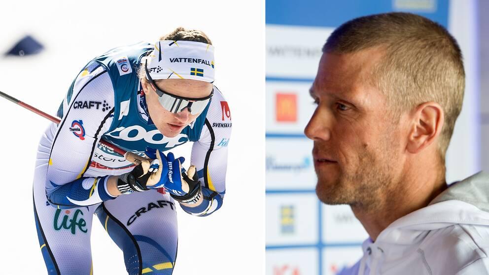 Linn Svahn kämpar mot klockan inför OS.