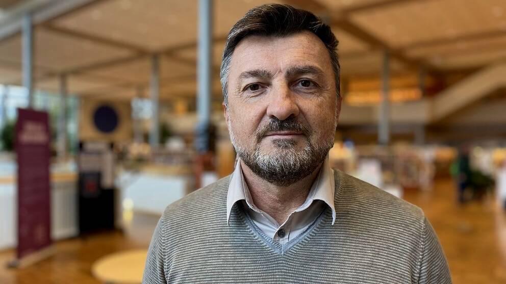 Jasenko Omanovic (S) från Härnösand.