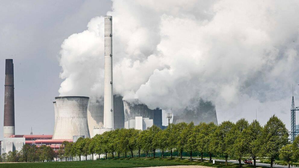 Kolkraftverk i Tyskland.