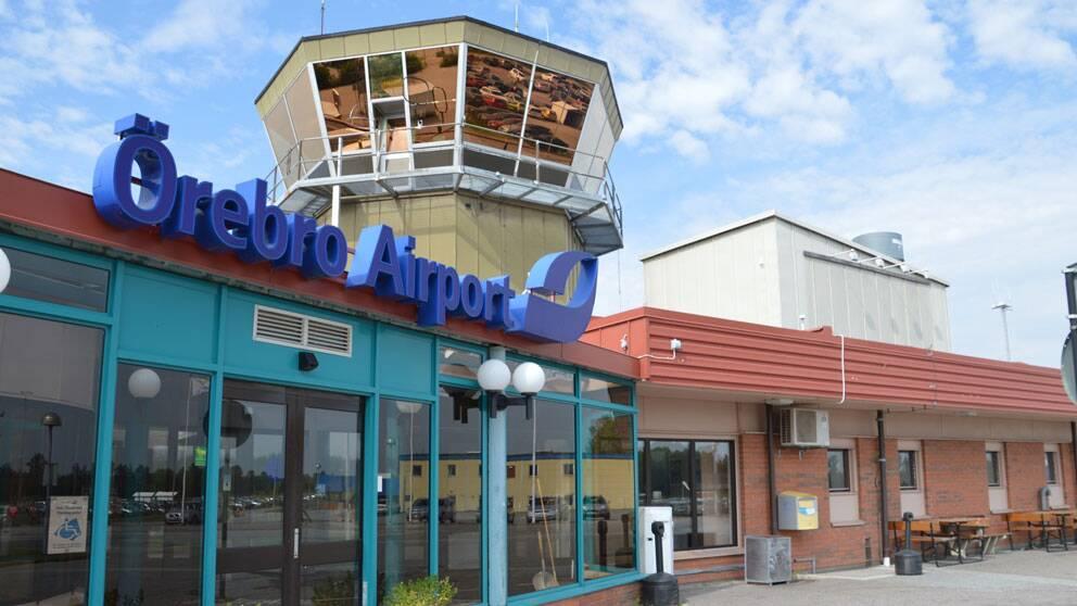 Örebro flygplats, Örebro Airport