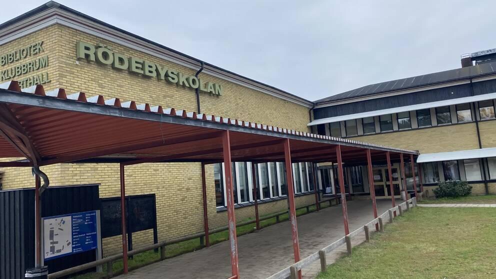 Rödebyskolan