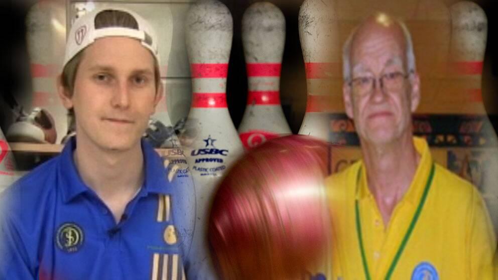 Svenskt vm guld i bowling