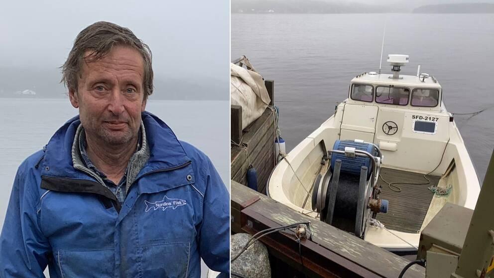 Fiskaren Stefan Nordin