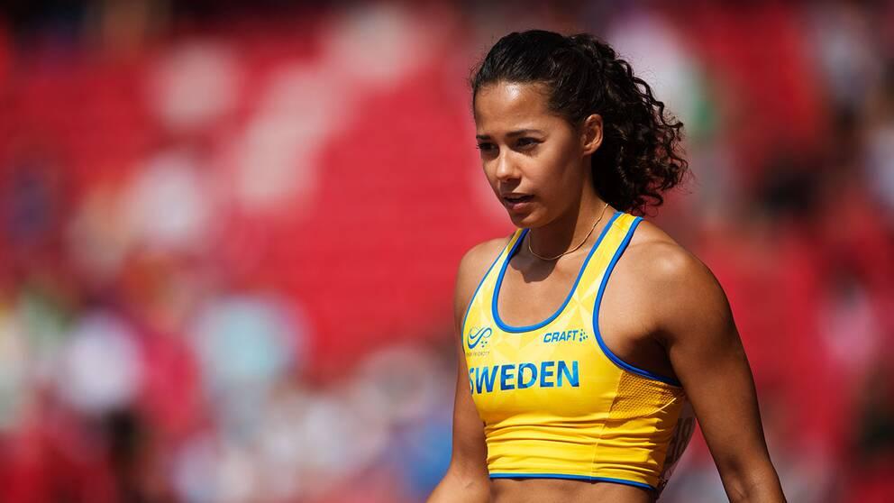 Angelica bengtsson missade finalen