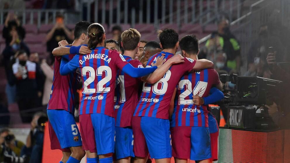 Barcelona vann mot Valencia med 3-1