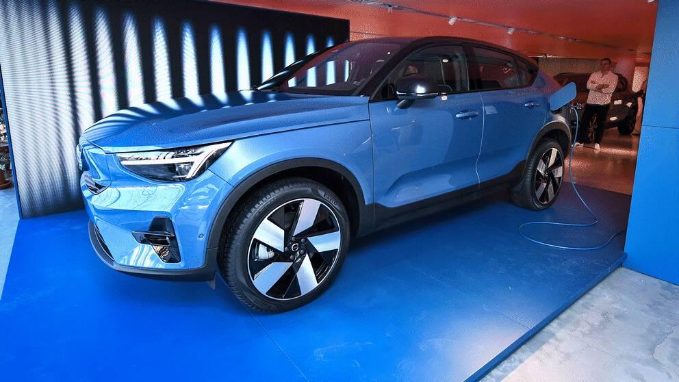 Volvo Cars presenterade nyligen en elbil.