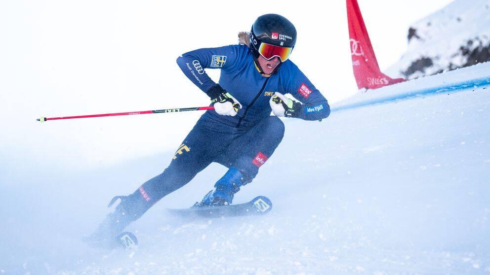 Sandra Näslund, skicross.