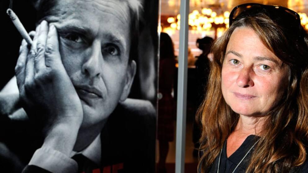 Kristina Lindström är en av skaparna bakom nya Palme-dokumentären.