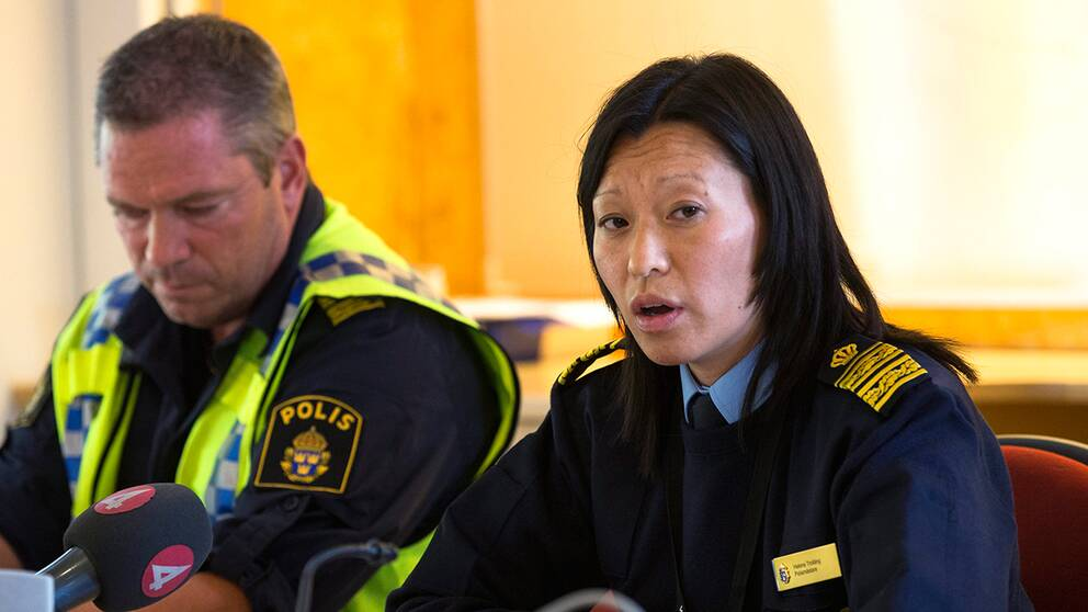 Uthängningar av såväl oskyldiga som skyldiga kan göra att vittnesuppgifter senare förlorar sitt värde i en rättegång, enligt polisområdeschefen Helena Trolläng.