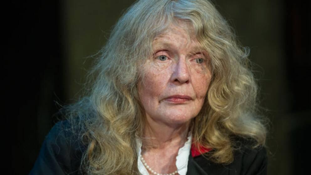 Kristina Lugn.