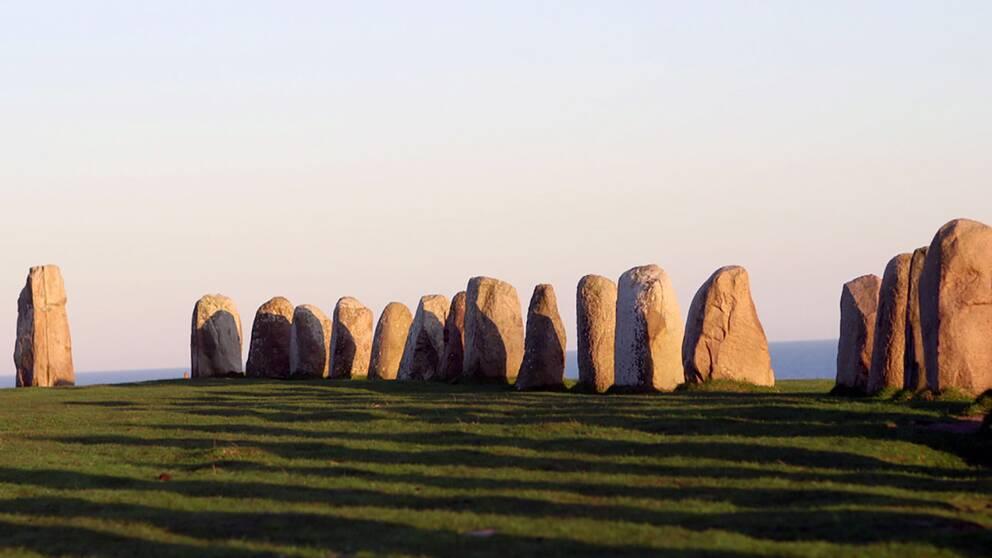 Ales stenar vid Kåseberga
