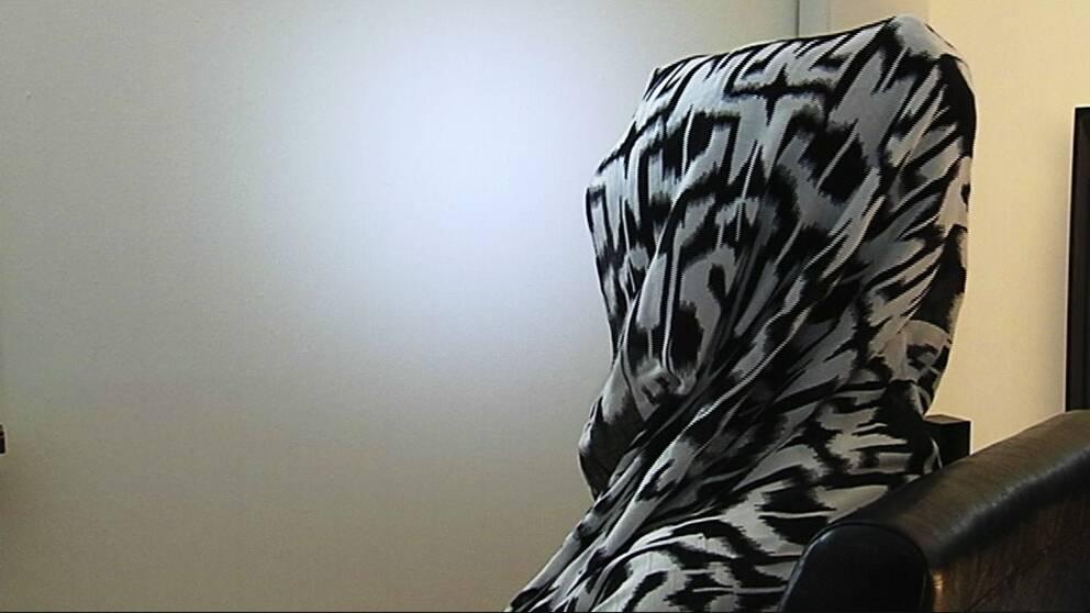 Hamila säger att hon utnyttjades som hushållsslav i fyra år.