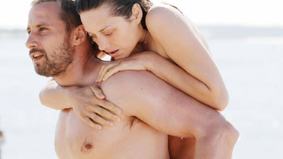 """Jaques Audiard kommer till festivalen för att ta emot ett pris, och med sin kärleksfilm """"Rust and bone""""."""