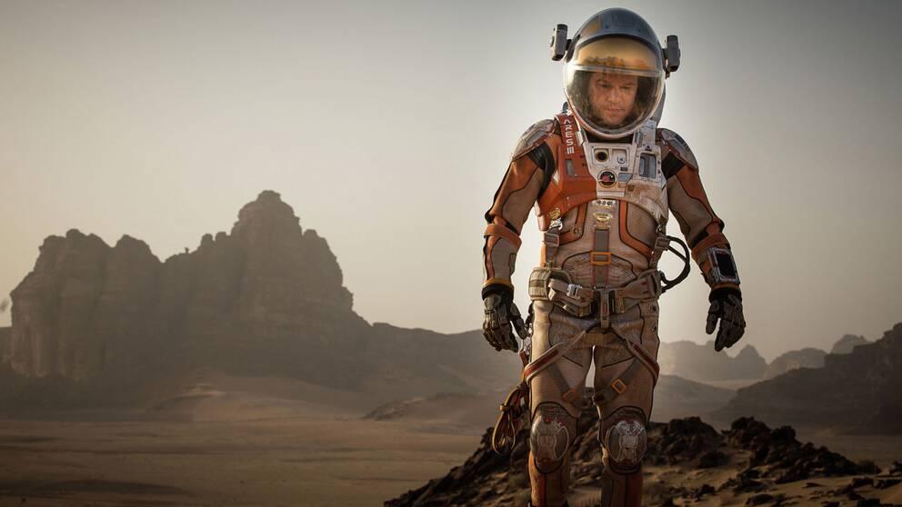 Ridley Scotts nya film The Martian, med Matt Damon i huvudrollen, är Festivalens största premiär.