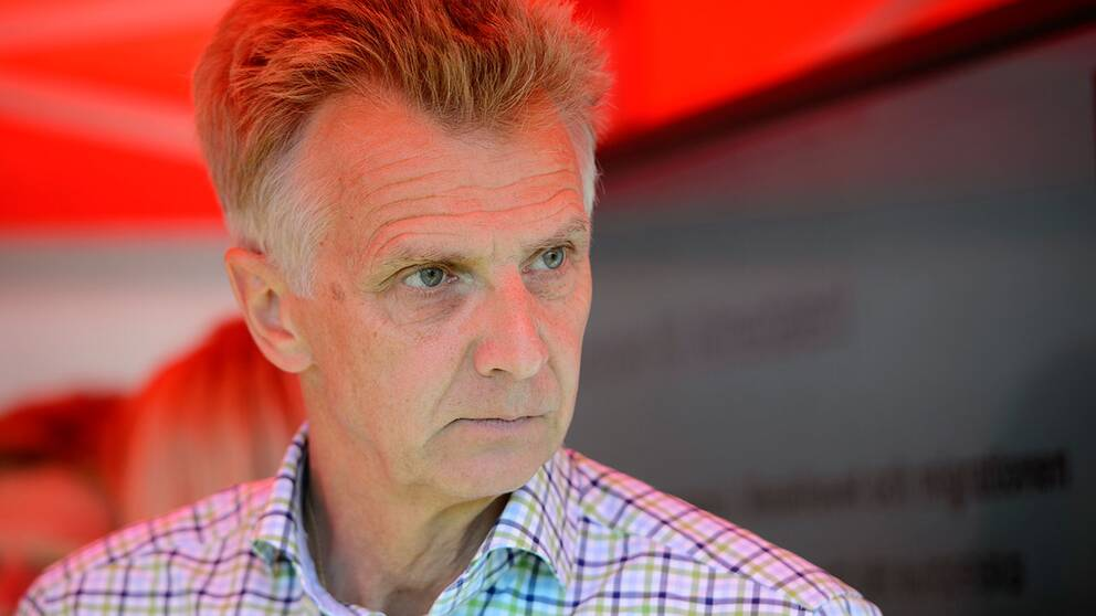 Migrationsverkets generaldirektör Anders Danielsson