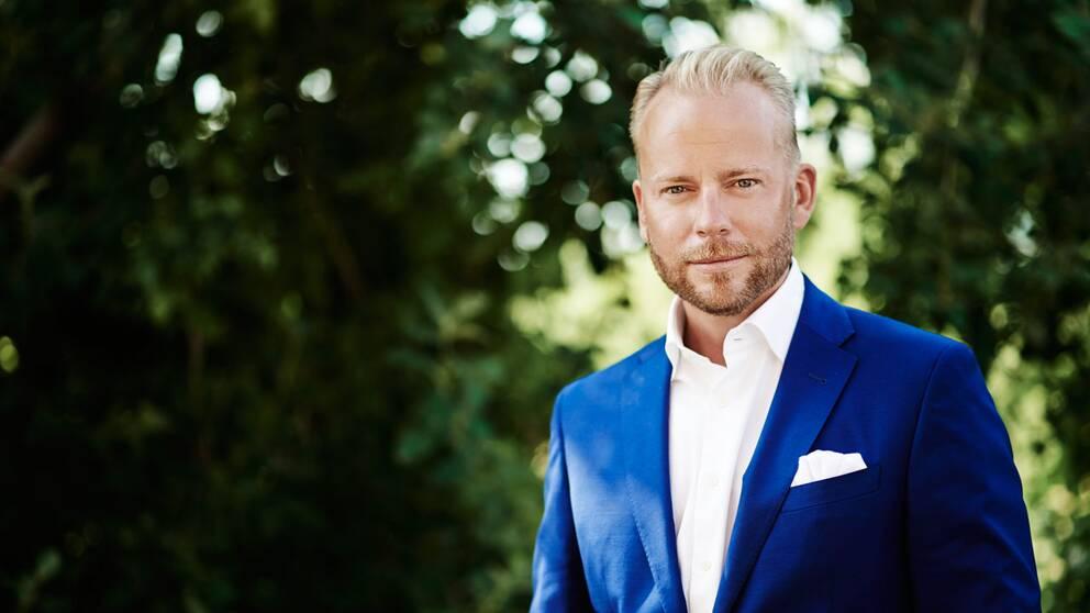 Olof Lavesson tar över ordförandeposten i kulturutskottet