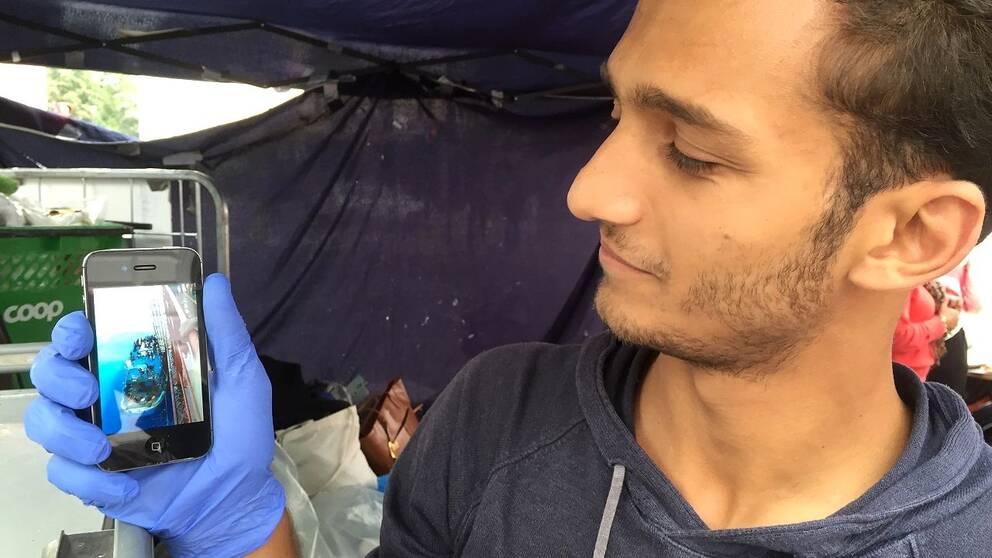 Doda flyktingar hittade pa sicilien