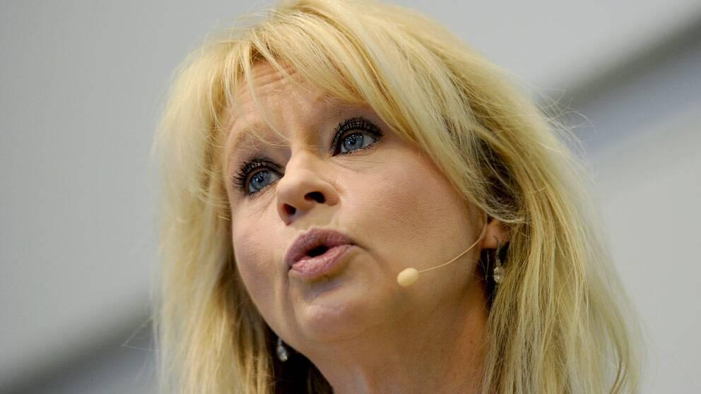 Annika Falkengren, vd SEB