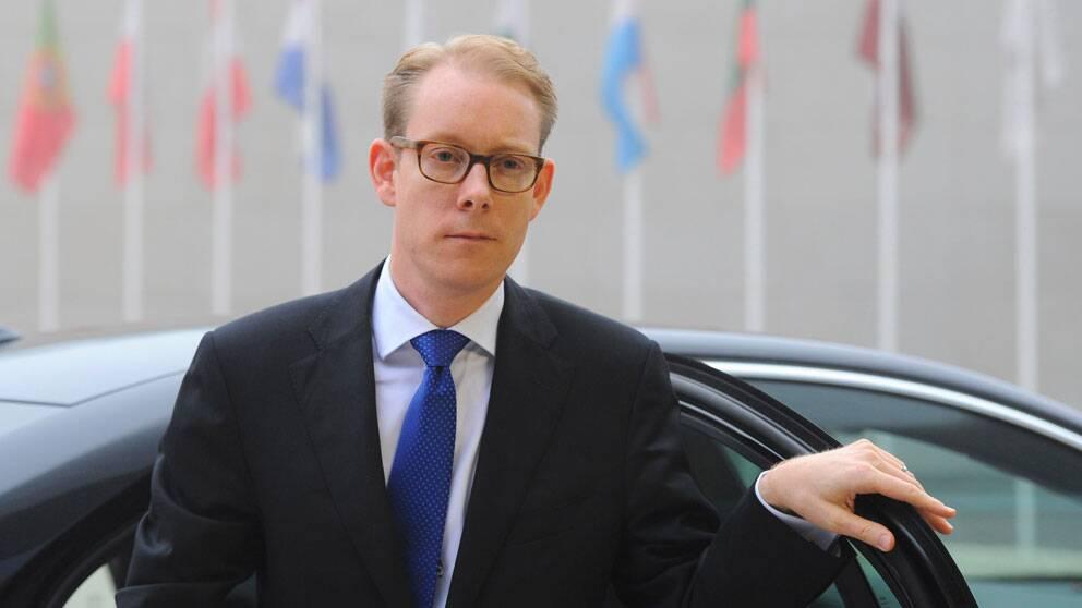 Migrationsminister Tobias Billström (M).