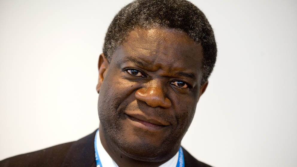 Denis Mukwege.