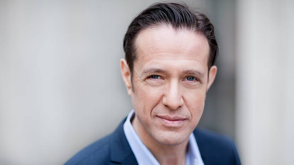Peter Rawet, ekonomijournalist SVT