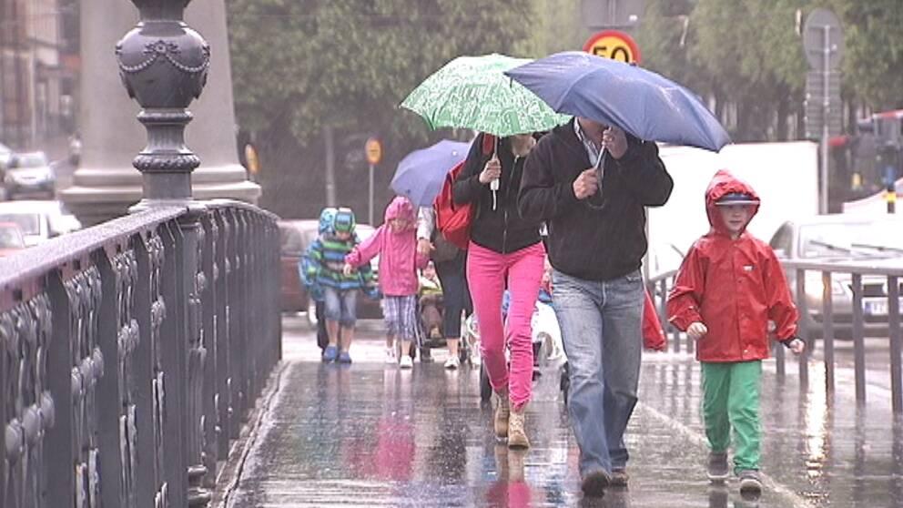 Regn på våren minskade dödligheten