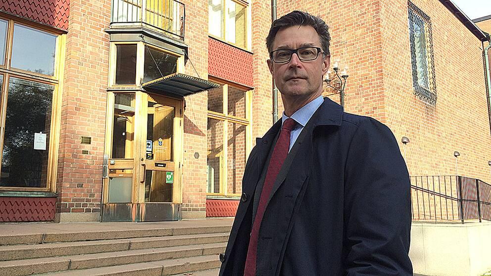 Lars Magnusson, åklagare
