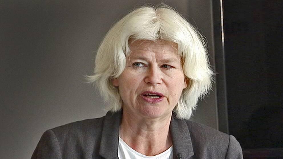 Karin Svensson Smith.