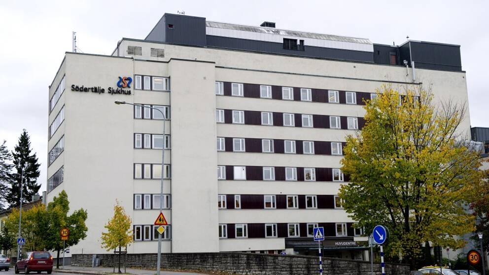 Södertälje sjukhus.