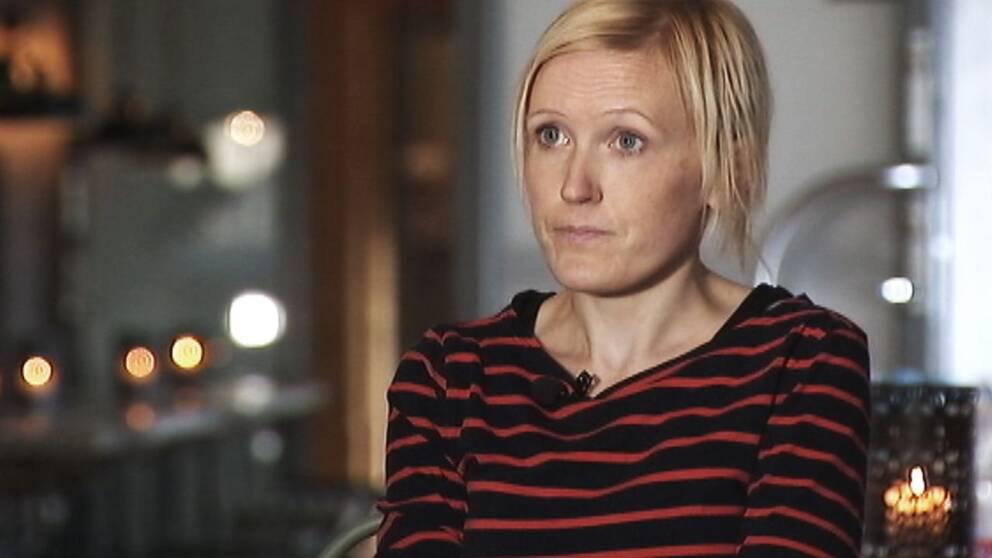 Hanna Kihlander var mycket nära att dö i den allvarliga ätstörningen anorexia nervosa.