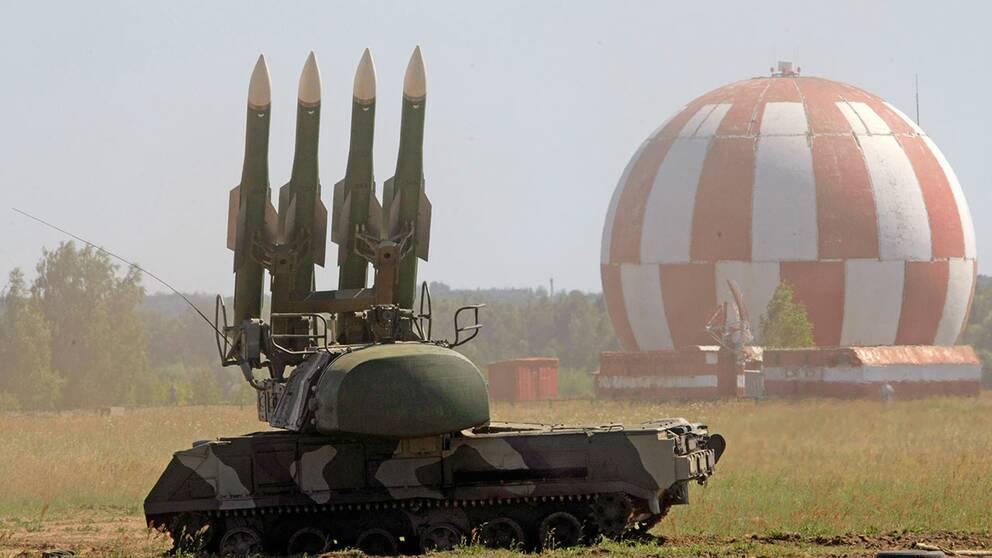 Ryska vapenproducenten Almaz-antei slår fast att en robot av typen BUK, som de tillverkar, sköt ned MH17.