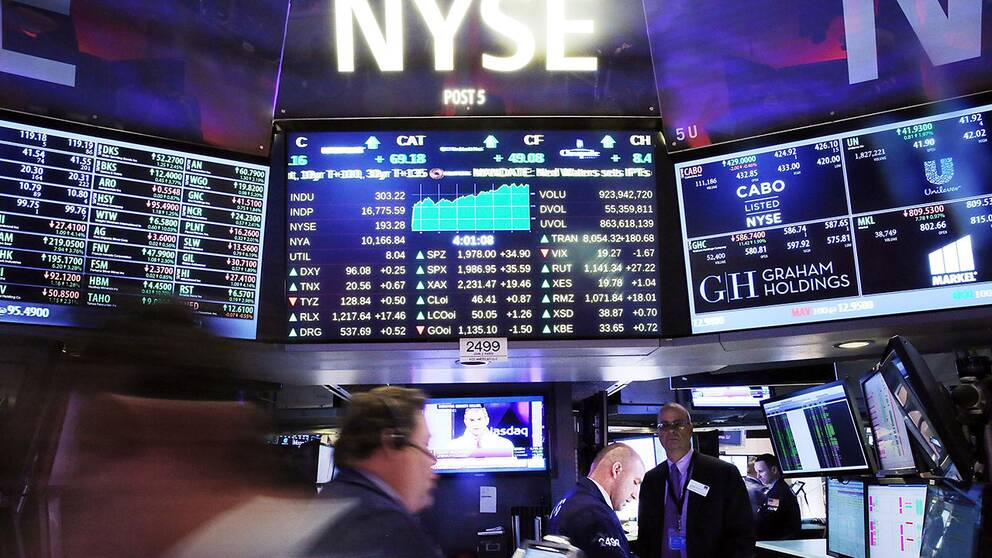 Amerikanska Dow Jones har drabbats av ett hackerintrång.