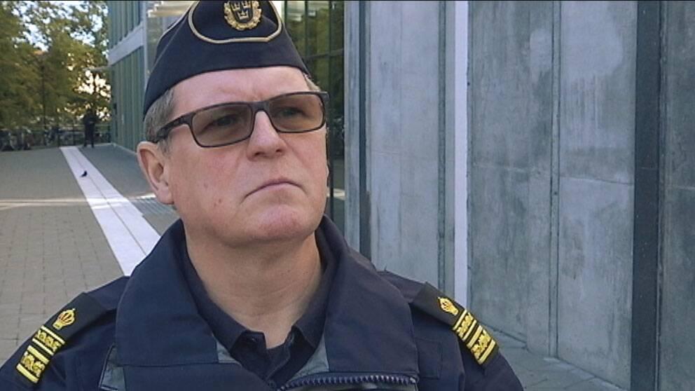 Mats Nylén, kommunikationschef