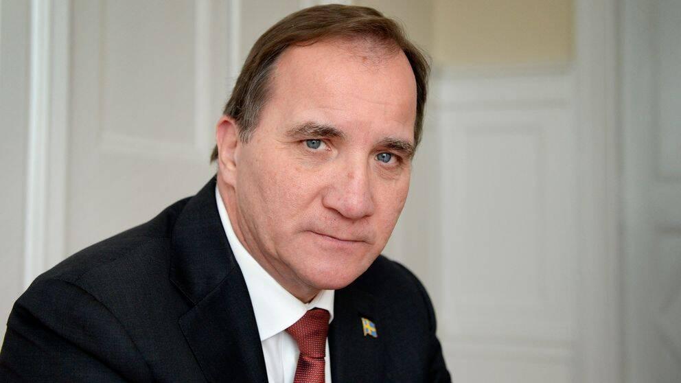 Statsminister Stefan Löfven kommer till Agenda.