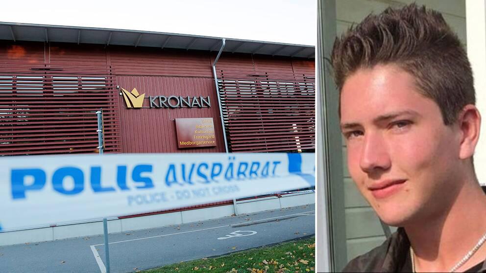 Anton Lundin Pettersson hade läst på om skolan Kronan. Det stärker ytterligare teorin att attacken var välplanerad.