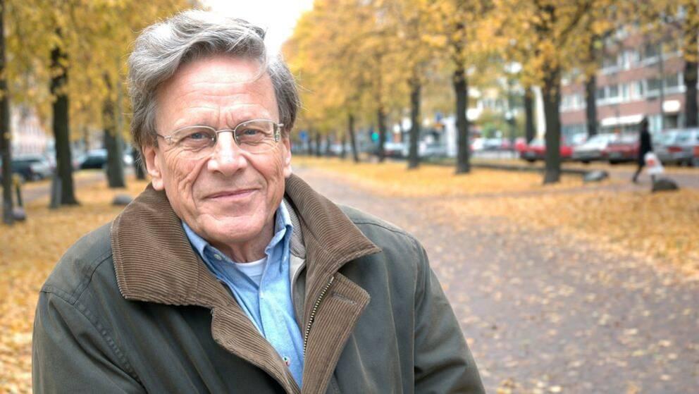 Leif Furhammar blev 78 år gammal.