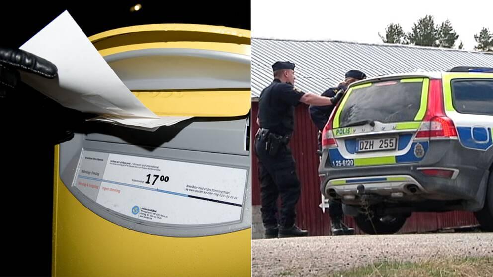 Poliser missnojda med ledningen