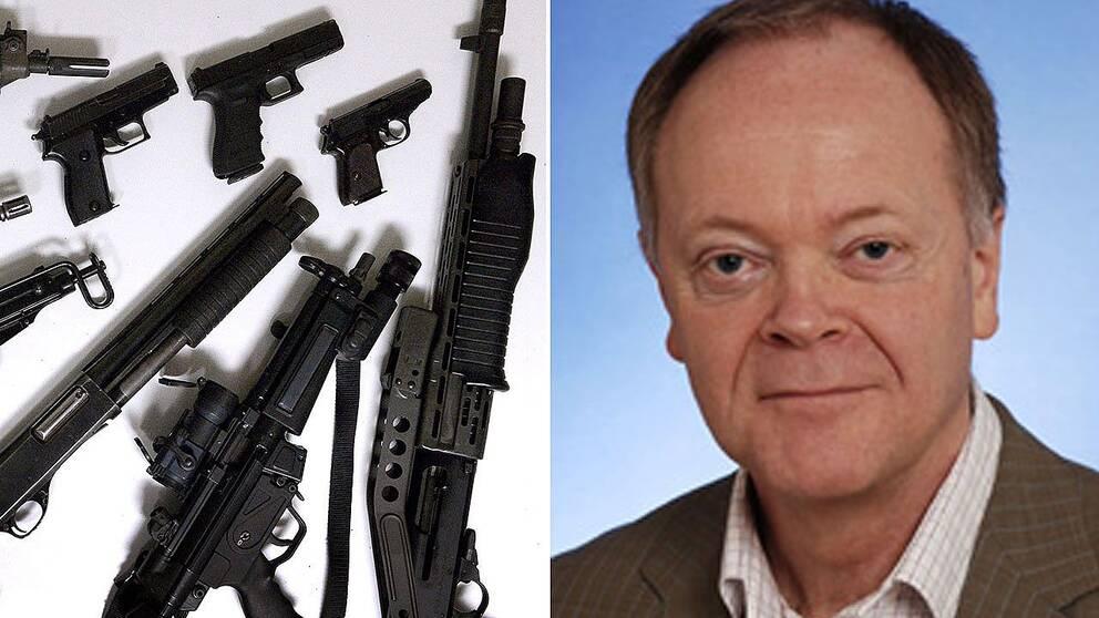 Sven-Åke Lindgren, professor i sociologi och expert på kriminalpolitik och brottsprevention.