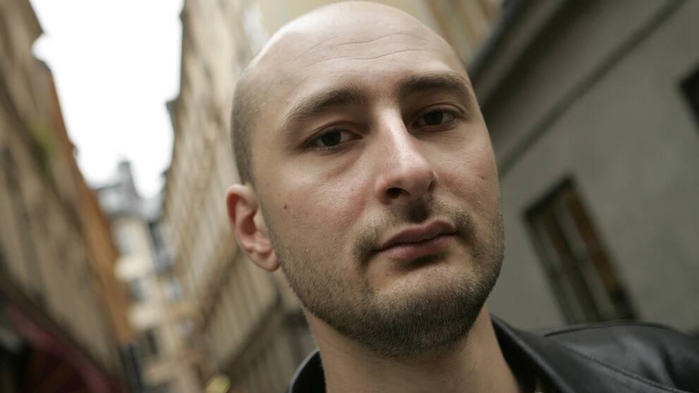 Arkadij Babtjenko tilldelas 2015 års Tucholskypris.